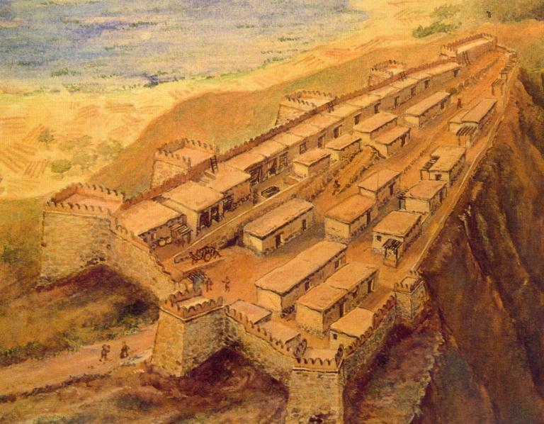Alt de Benimaquia. F. Chiner. Servei Investigacions Prehistòriques (SIP).