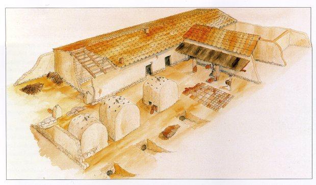 L´Almadrava. Museu Arqueològic de Dénia