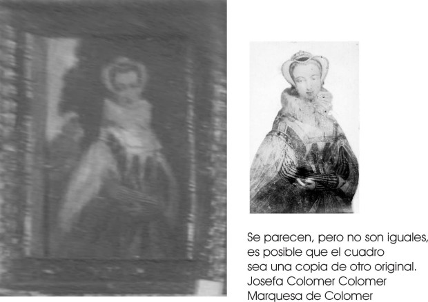 Josefa Colomer i Colomer, Marquesa de Colomer.