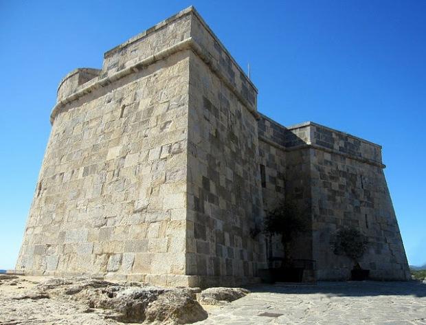 Castell de Moraira (S.XVIII), Moraira.