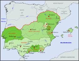 Mapa Taifes