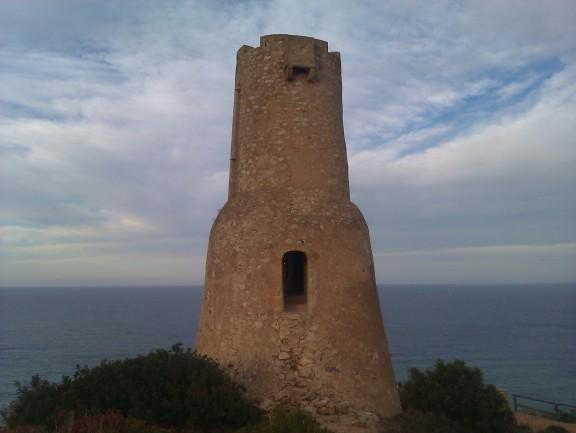 Torre del Gerro (S.XVI), Dénia.