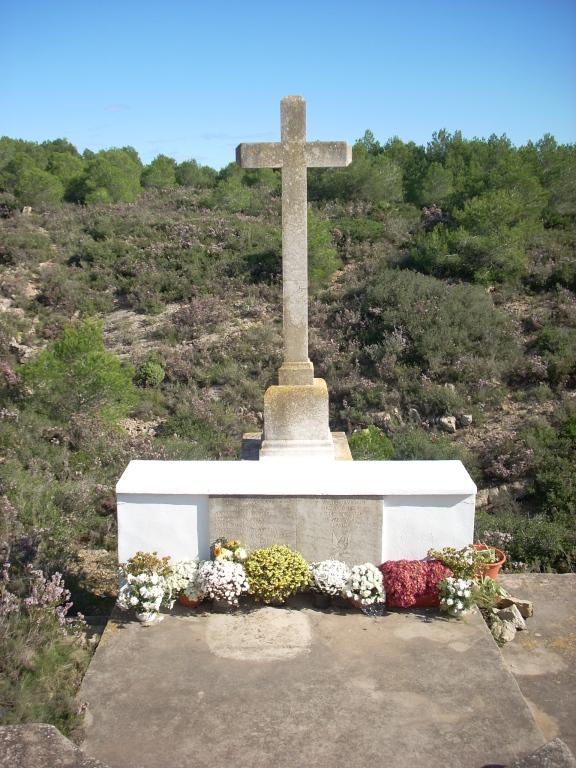 Monument Commemoratiu de les víctimes de la repressió de la guerra