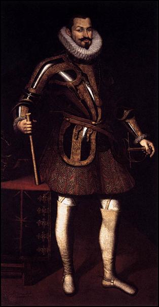 El Duc de Lerma.Retrat de Juan Pantoja de la Cruz