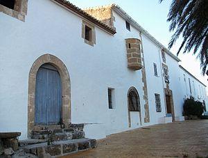 Casa fortificada de la Benitzaina