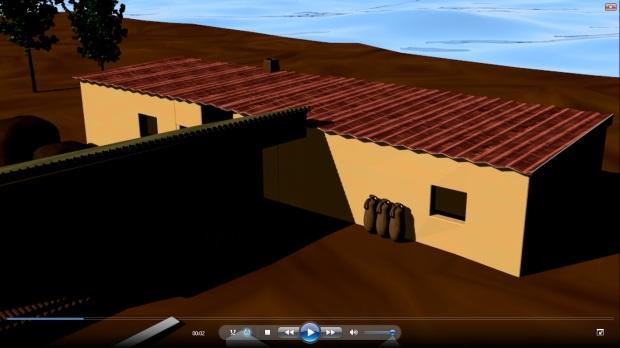 Ús de programes open source com Blender i renderització de mostra.