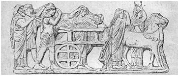 Fig 1. Processó fúnebre (Font. Wikipedia)