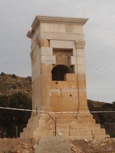 Torre de Sant Josep a la Vila Joiosa, després de la restauració.