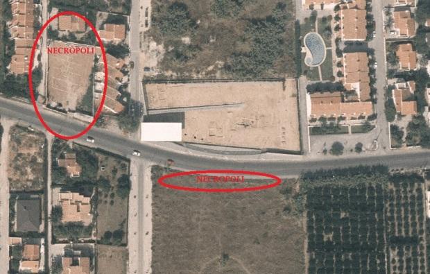 La zona de l`Almadrava en 1992-1999