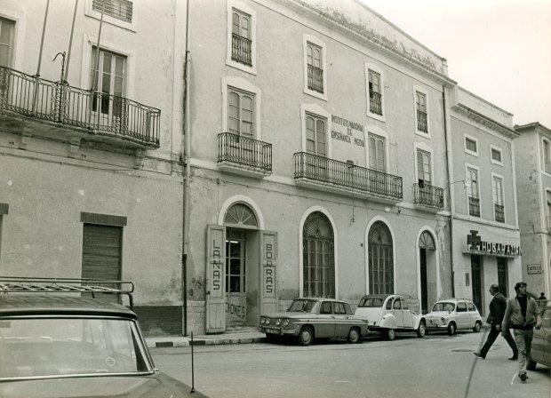 Als anys 60 el principal era l'Institut Historiador Chabàs. Foto: Pasqual Ivars.