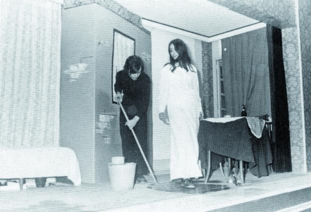 Sabor a miel; de Shelagh Dclarcy. Saló Diana, 13 de novembre de 1971.